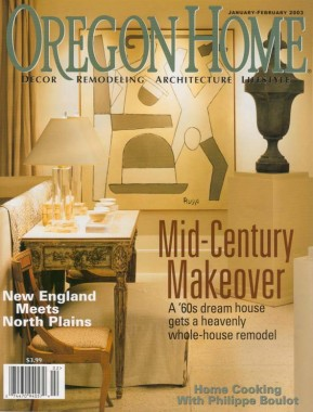 Oregon Home Cover